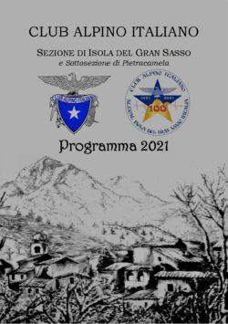 Scarica il Programma 2021 in formato PDF